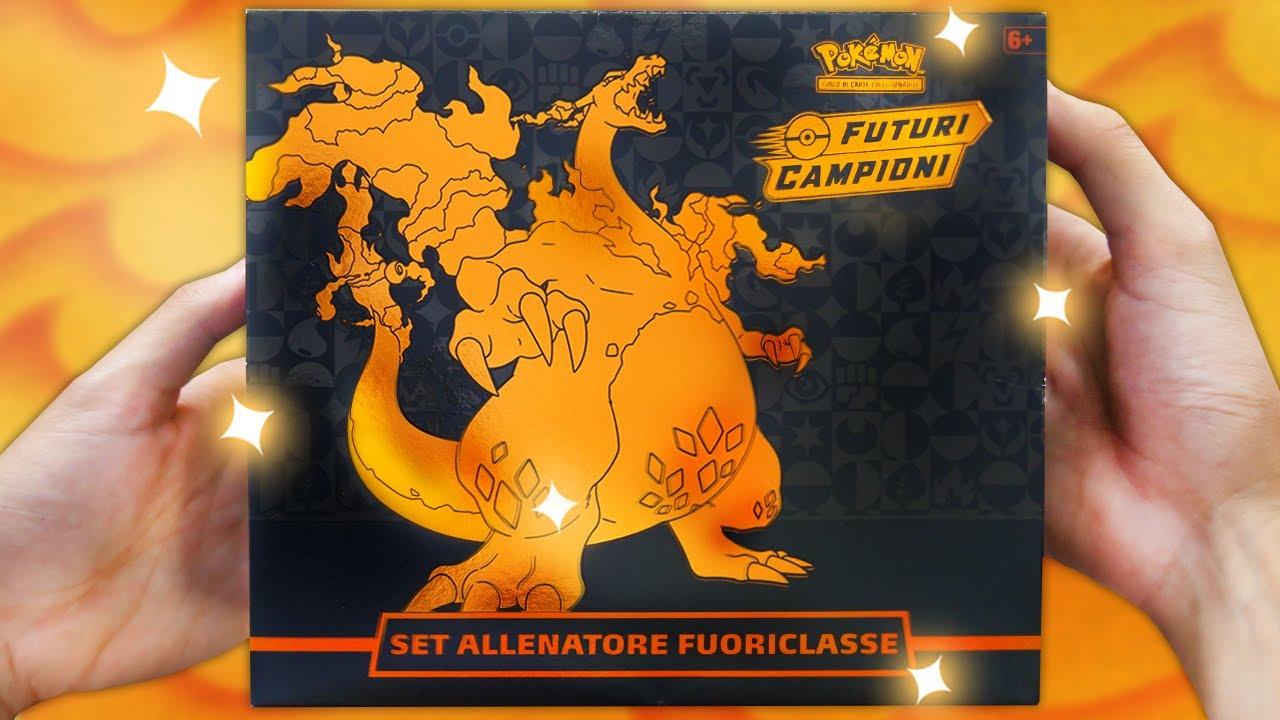APRO IL SET ALLENATORE FUORI CLASSE DI POKEMON FUTURI CAMPIONI!