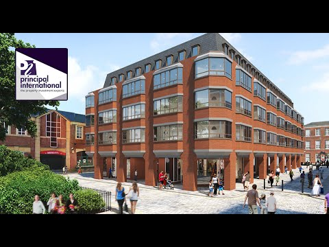 UK Property Investment - Studio 8 Apartments In Bolton (Greater Manchester)