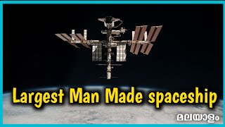 How International Space Station Works Malayalam 