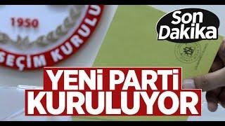 BOMBA HABER ! (Seçimden Sonra Yeni Parti mi kuruluyor, 31 Mart Seçimi Sonrası)