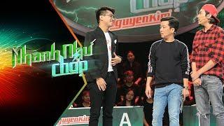 Kiêu Minh Tuấn Trở Thành Anh Hùng Gánh Team Hạ Gục PewPew   HTV Nhanh Như Chớp   Tập 35 Full HD