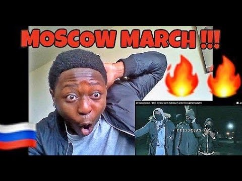 First Time Listening To Moscow 17| Gb X LooseScrew X Tizzy T - Moscow March (ZONE 2 DISS) - REACTION