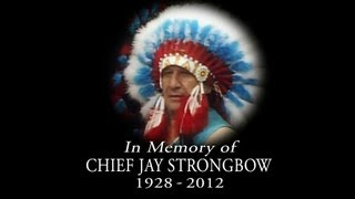 WWE honors the life of WWE Hall of Famer Chief Jay Strongbow thumbnail
