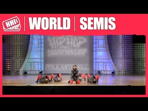 Junior Brooklyn - South Africa (Junior) @ HHI's 2013 World Hip Hop Dance Championship