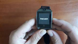 Огляд. Розумні годинник (smart watch) Q18 Apro. Смарт годинник з Sim-картою