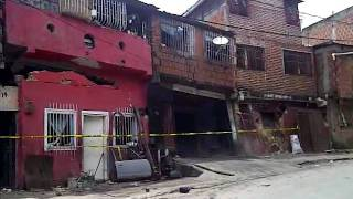 En Vivo: Colapso de casas en La Fenix, Petare, Municipio Sucre