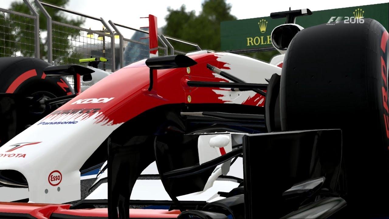 F1 2016 The Panasonic Toyota Team Abu Dhabi 1080p60 Dl