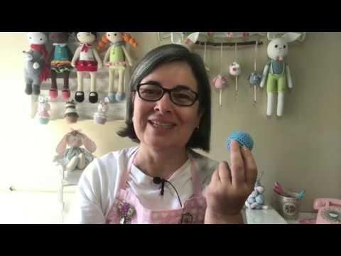 🌀 Como Fazer Uma Bolinha De Crochê