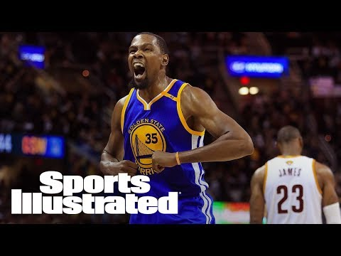 Kevin Durant On Kyrie Irving: 'I Can Really Appreciate What He Did' | SI Wire | Sports Illustrated