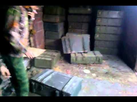 При переучете боеприпасов на складе подорвался боевик, еще двое ранены, - разведка - Цензор.НЕТ 5612