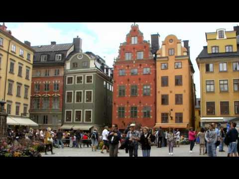 Visit Sweden. Destination - Glorious Stockholm