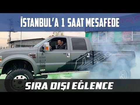İstanbul'a 1 Saat Mesafede Sıra dışı Eğlence
