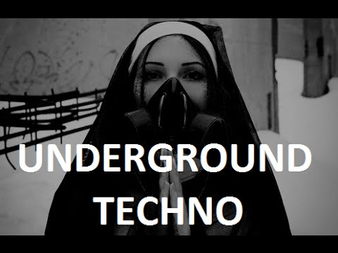 Underground Techno | New Set | Mix by Alex Dust 2016