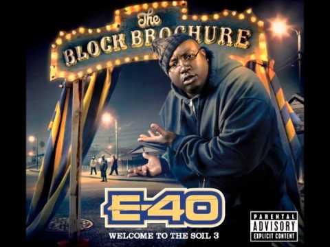 E-40 -- Catch A Fade feat. Kendrick Lamar & Droop-E