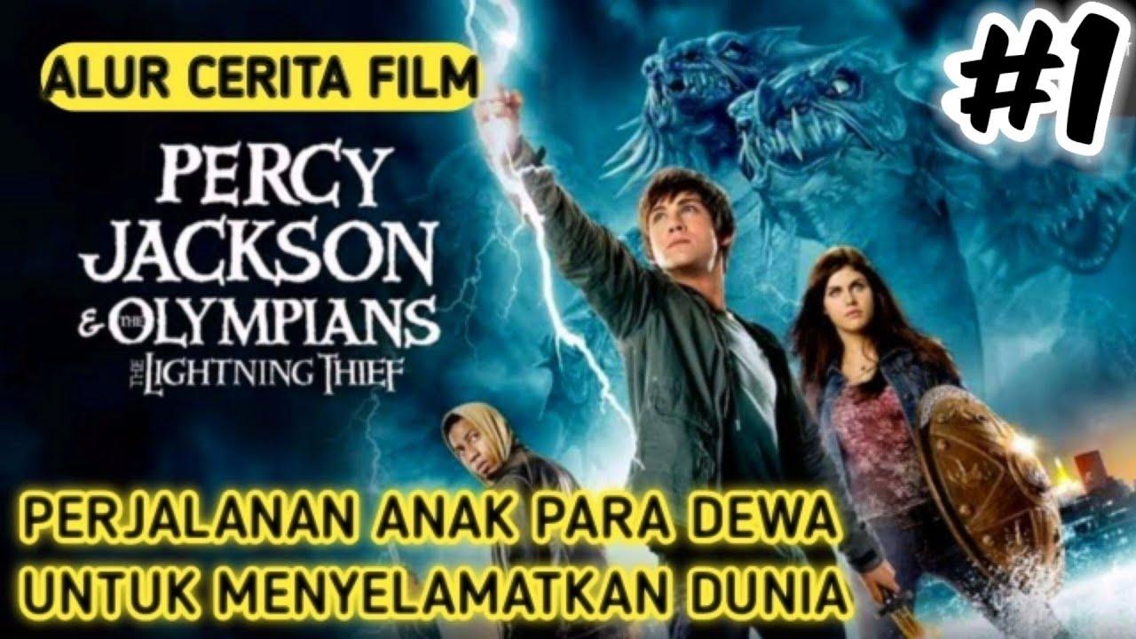Manusia Setengah Dewa Alur Cerita Film Percy Jackson The Olympians The Lightning Thief 2010 Youtube