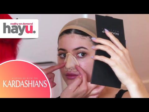 Kardashians Go Undercover | Season 12 | Keeping Up With The Kardashians