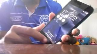 Unboxing Asus Live Dual Chip Android 5.1