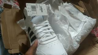 Adidas Sneakers|Hoops 2.0|Basketball Shoes|Unboxing