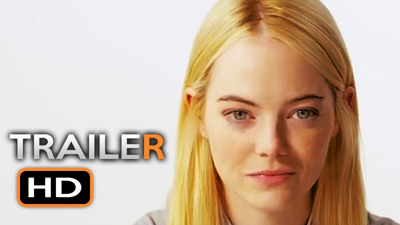 MANIAC Official Teaser Trailer (2018) Emma Stone, Jonah Hill Sci-Fi Netflix TV Series HD