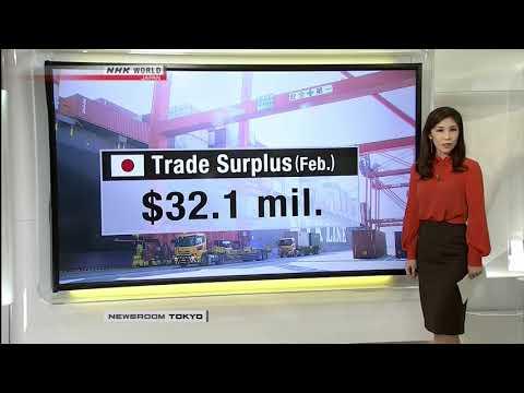 Yuko Fukushima NHK World Newsroom Tokyo Business March 19th 2018