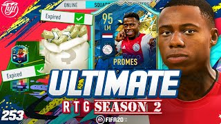 10 MIL FUT CHAMPS SQUAD!!! ULTIMATE RTG #253 - FIFA 20 Ultimate Team Road to Glory