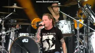 Stone Sour - Made Of Scars Live Download Festival 2013 Proshot
