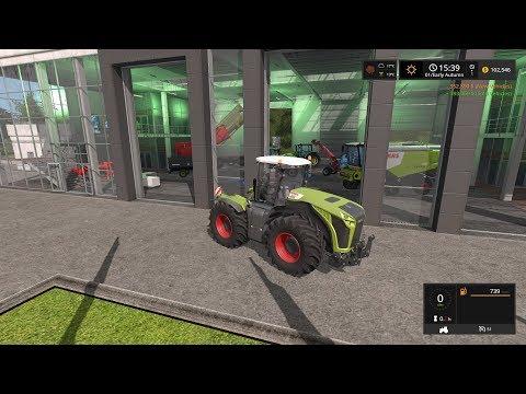 Farming simulator 2017 Timelapse #6 | Ballydorn With seasons