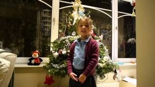 Freya's Nativity Song