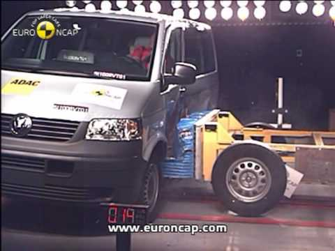 Краш тест фольксваген транспортер 1 элеватор челябинского банка