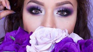 Tutorial De Maquillaje: Morado Romantico - JuanCarlos960