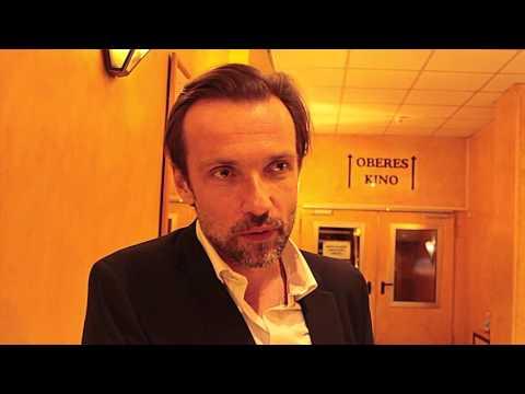 Lucas Gregorowicz im Interview mit GOLDENE KAMERA