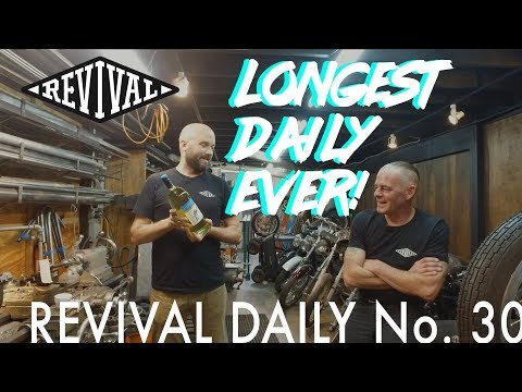 NEW shop tour with Craig Rodsmith! // Revival Daily No. 30