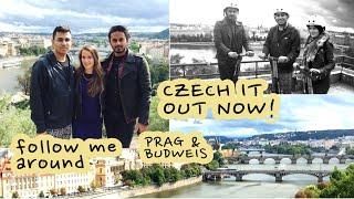 CZECH IT OUT NOW! PRAG & BUDWEIS #FMA