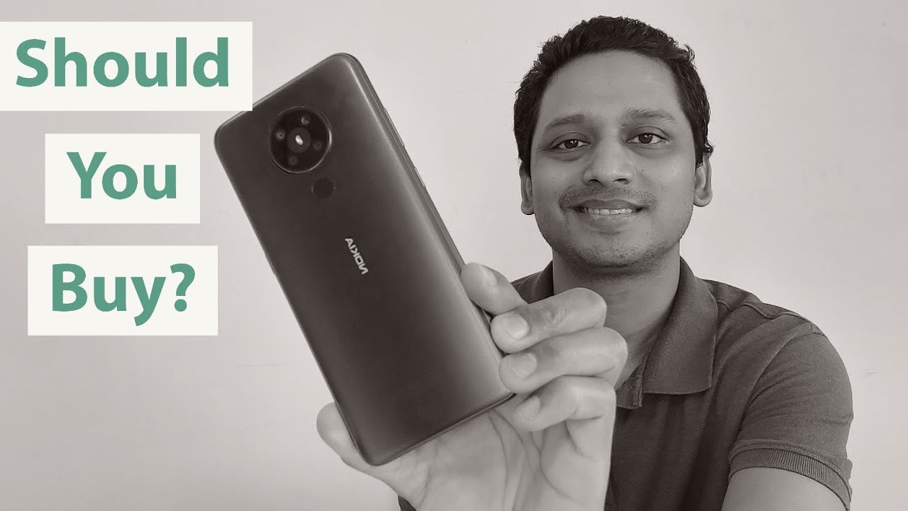 Nokia 5.3 Full review! Many Compromises for Stock Android Experience?