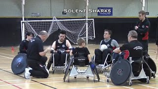 Solent Sharks Wheelchair Rugby