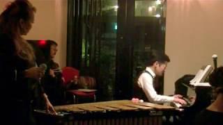 「Misty」 ジャズの名曲   (vo)ラモーナ   Vibraphone (ビブラフォン)大井貴司   ジャズヴァイブ   Swing Jazz