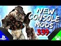 Skyrim Special Edition: ▶️5 BRAND NEW CONSOLE MODS◀️ #339 (PS4/XB1/PC)