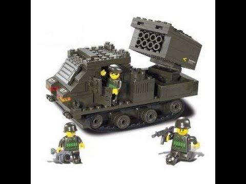 lego v hicules militaires lego camions de l 39 arm e jouets pour enfants youtube. Black Bedroom Furniture Sets. Home Design Ideas
