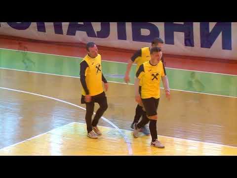 Банк Кредит Днепр 0:5 Райффайзен Банк Аваль Gold Division Тур II