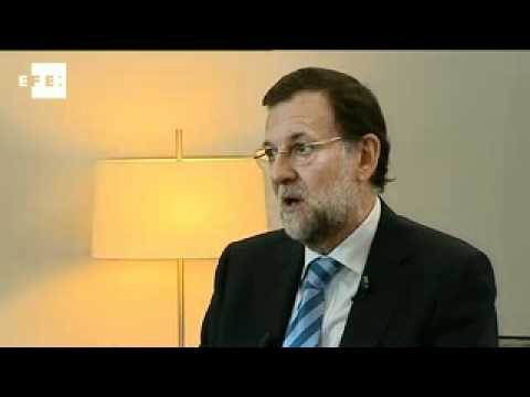 Spanish prime minister explains economic measures in exclusive interview