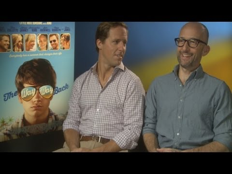 Jim Rash and Nat Faxon interview for The Way Way Back