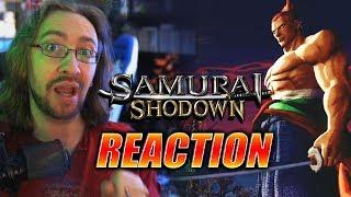 MAX REACTS: Genjuro, Haomaru & Features Trailer - Samurai Shodown