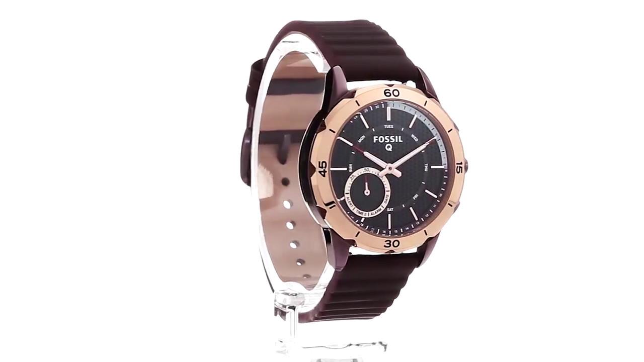 Fossil Q Modern Pursuit Hybrid Smartwatch Ftw1146 Sku8930253 Watch