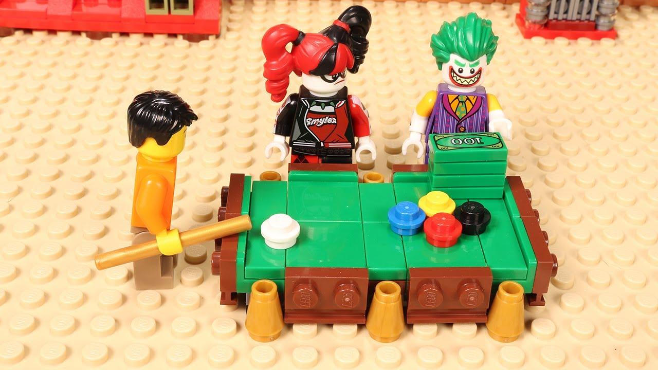 LEGO Joker and Harley Cause Mayhem | LEGO Batman Ep. 1| Mic Drop Films