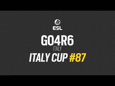 Go4 Rainbow Six Siege - Finali PS4 Italy Cup #87