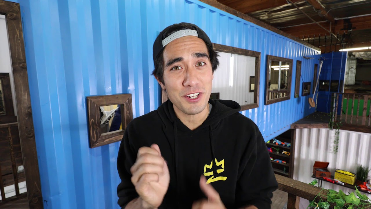 Top 10 Moments of My Web Series - Zach King 2018 - YouTube