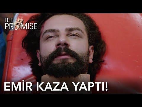 Emir kaza yaptı! | Yemin 74. Bölüm (English and Spanish)