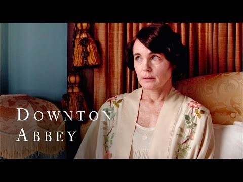 Robert Leaves For America | Downton Abbey | Season 4