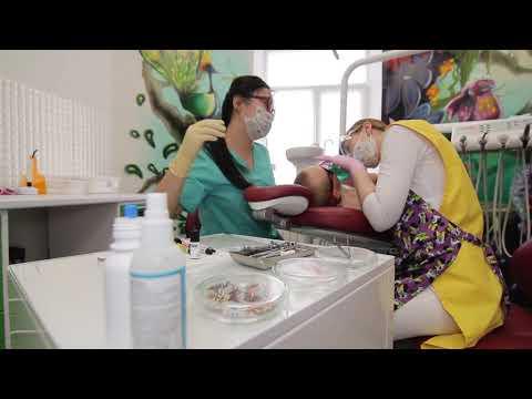 Детская стоматология Оренбург. Стоматологическая клиника Жемчужина.