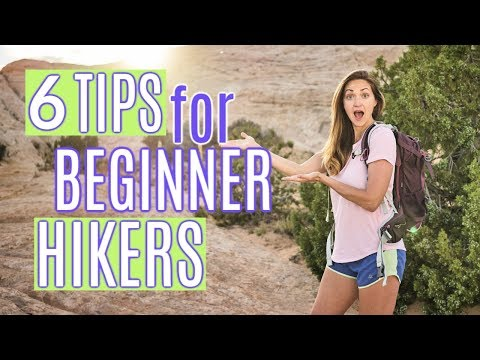 6 TIPS for BEGINNER Day Hikers